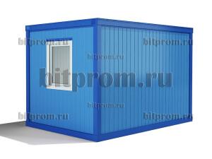 Блок-контейнер БК-011 СП из сэндвич-панелей