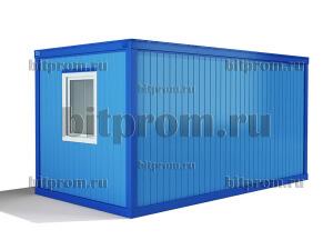 Блок-контейнер БК-012 СП из сэндвич-панелей