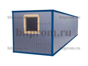 БК-045 ДВП (12м) - удлинённый блок-контейнер