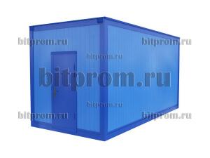 Блок-контейнер БК-048 СП увеличенных размеров
