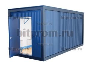 Блок-контейнер «Сушилка» БКС-01 для сушки одежды и обуви