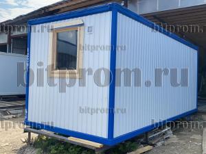 Блок-контейнер «Сушилка» БКС-02 для сушки одежды и обуви