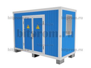 Мини-контейнер для монтажа силового оборудования БКСТ-01 СП