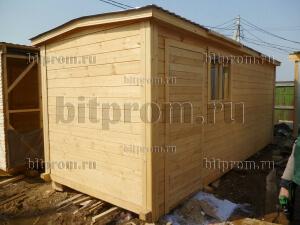 Баня БЛ-01 (6м) - прекрасное решение для загородного участка