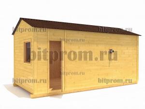 БЛ-06 -  баня из бруса