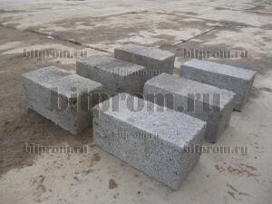 Установка на блоки (20 х 20 х 40) 6 шт.