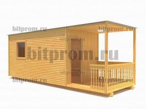 Летняя кухня ЛК-04
