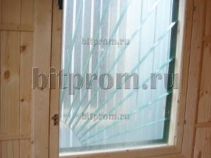 Установка дополнительного деревянного окна