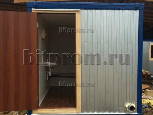 СБК-03 – сантехнический модульный вагон-туалет