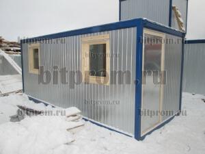 СБК-05 – комбинированный сантехнический модуль