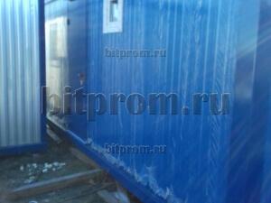СБК-12 СП сантехнический вагон с мужским туалетом