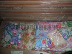 Комплект постельного белья (матрас, одеяло, подушка, постельное белье)