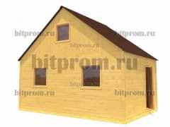 Брусовой дом БД-01