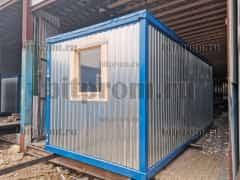 Блок-контейнер БК-00 ДВП