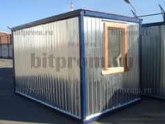 Блок-контейнер БК-012 ДВП