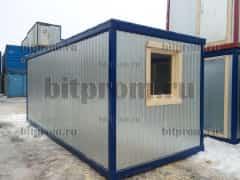 Блок-контейнер БК-01 ДВП