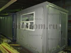Пост охраны БК-023 СП