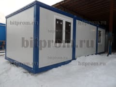 Блок-контейнер БК-024 СП