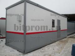 Блок-контейнер БК-031 ЛДСП