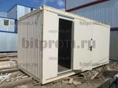 Блок-контейнер БК-05 для оборудования