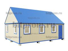 Модульный домик БКМД-05 ПВХ