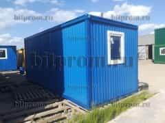 Блок-контейнер ЭБК-02 ДВП