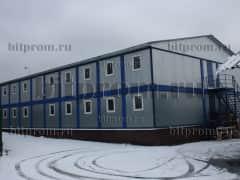 Модульное здание М-01