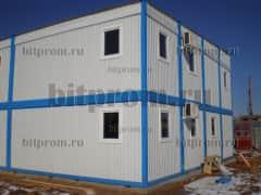 Модульное здание М-09