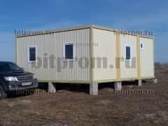 Модульное здание М-10