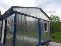 Модульное здание М-24