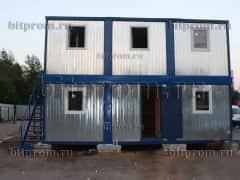 Модульное здание М-25