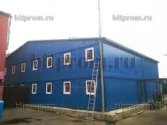Модульное здание М-44 СП