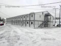 Модульное здание М-48