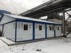 Модульное здание М-58