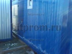 Сантехнический модуль СБК-12 СП с мужским туалетом