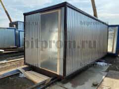 Блок-контейнер СЭБК-00 ДВП