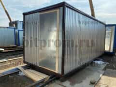 Блок-контейнер СЭБК-01 ДВП