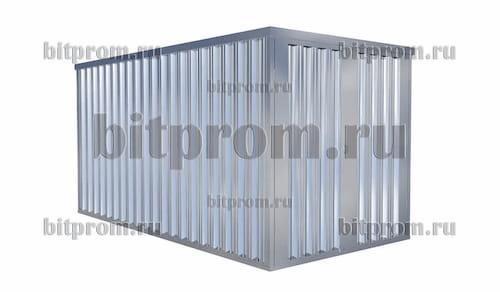 Сборно-разборные контейнеры